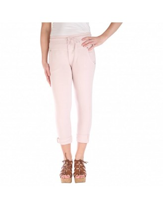 Joggingbroek stretch 816150 Roze