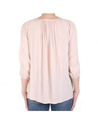 Top Stretch 7648 Roze